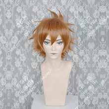 Free!-Dive to the Future- Momotaro Mikoshiba Burnt Sienna Short Cosplay Party Wig