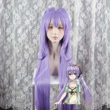 My Sister, My Writer Suzuka Nagami Lavender Ponytail Cosplay Party Wig