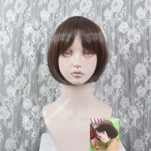 MIX Otomi Tachibana Deep Coffee Short Cosplay Party Wig