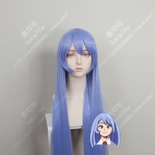 My Hero Academia Nejire Hadou Sea Blue 120cm Straight Cosplay Party Wig