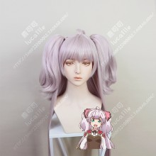 Didn't I Say to Make My Abilities Average in the Next Life?! von Ascham, Adele Purple Mix Pink 100cm Straight Cosplay Party Wig