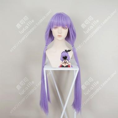 Kyokou Suiri In/Spectre Karin Nanase Kojin Nanase Steel Lady Nanase Crocus Ponytails Style Cosplay Party Wig